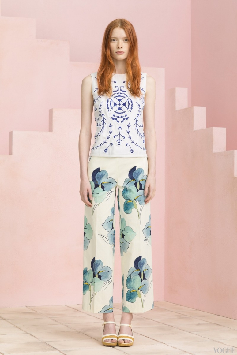 Tory Burch Resort 2015 #16