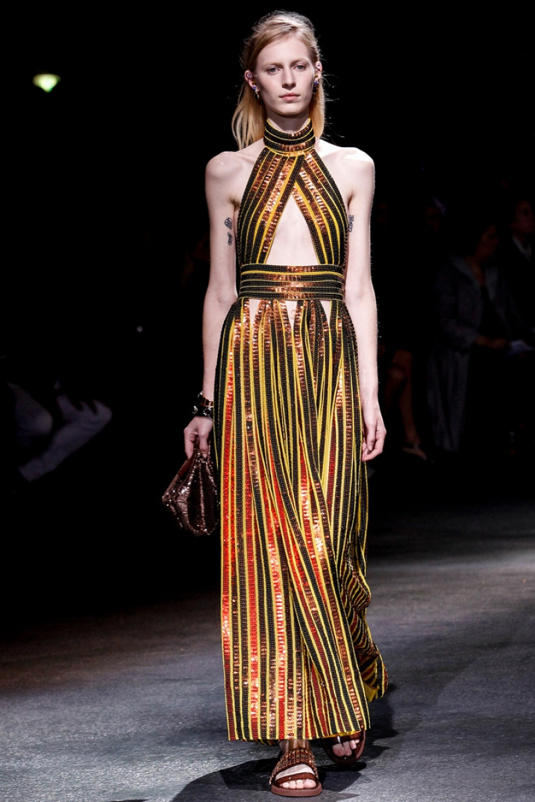 Givenchy весна-лето 2014 #6