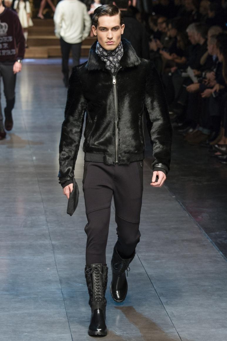 Dolce & Gabbana Menswear осень-зима 2015/2016 #77
