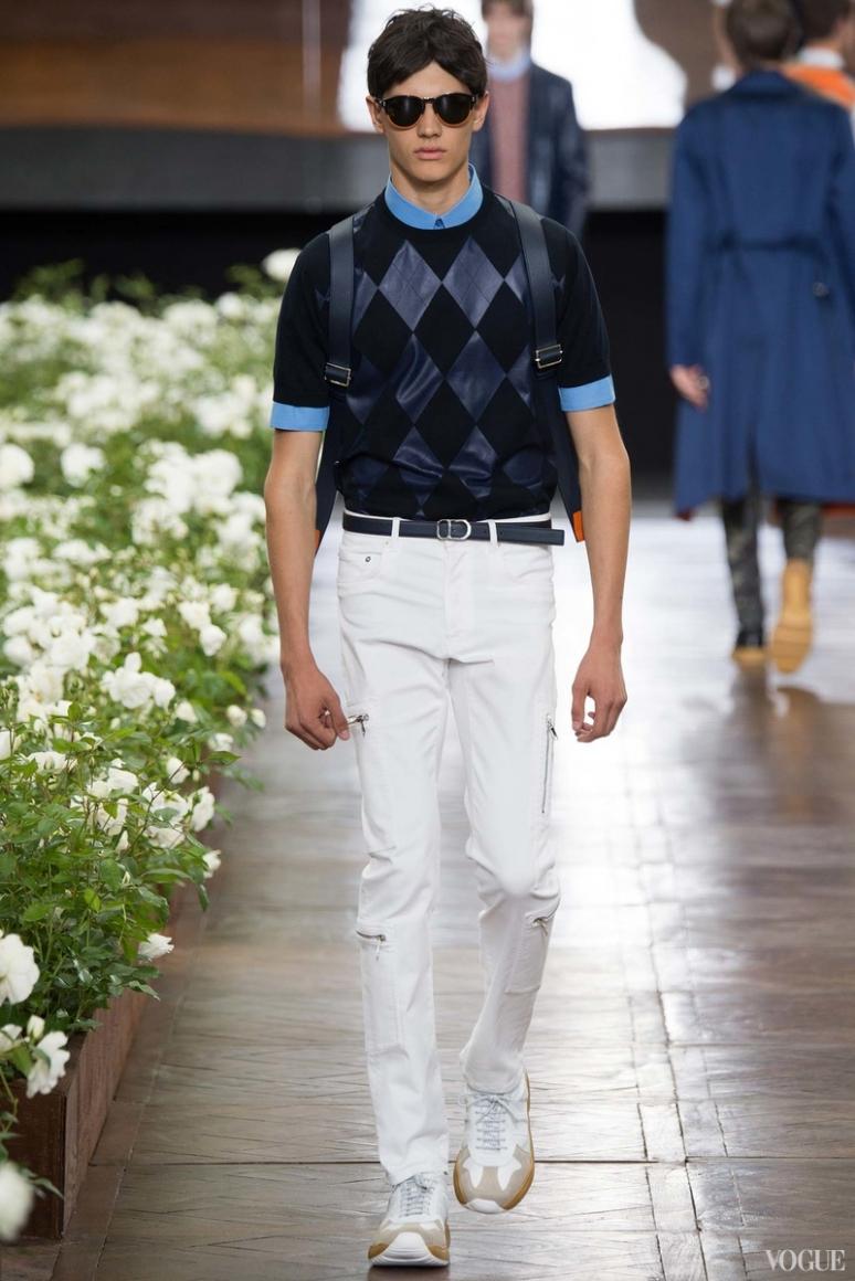 Dior Homme Menswear весна-лето 2016 #14