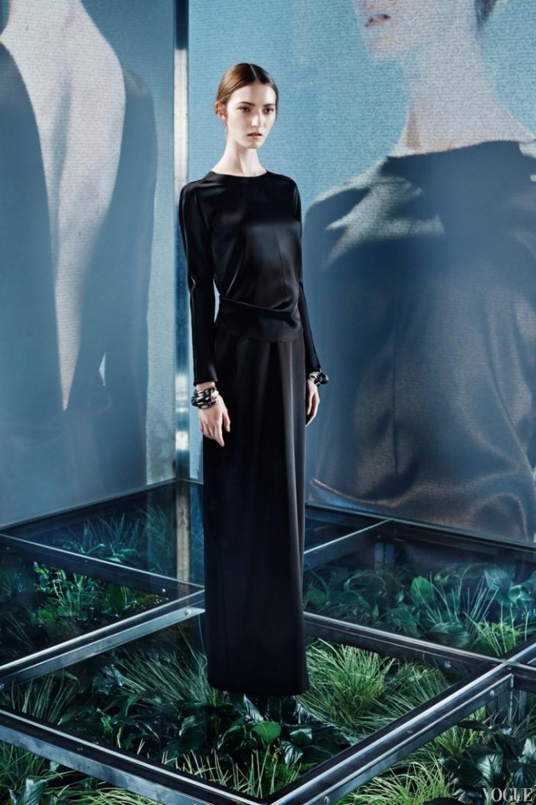Balenciaga Couture весна-лето 2013 #3