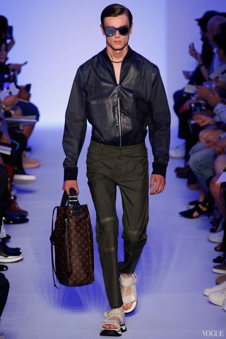 Louis Vuitton Menswear весна-лето 2016 #13