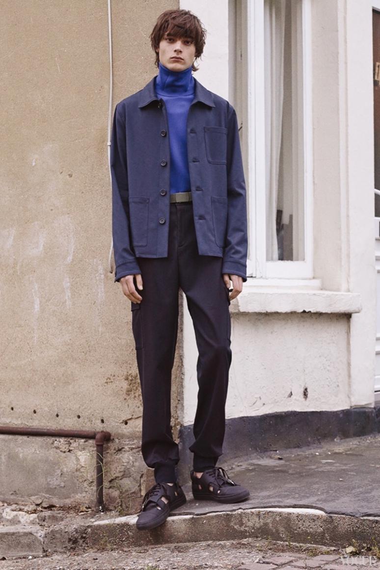John Galliano Menswear весна-лето 2016 #17