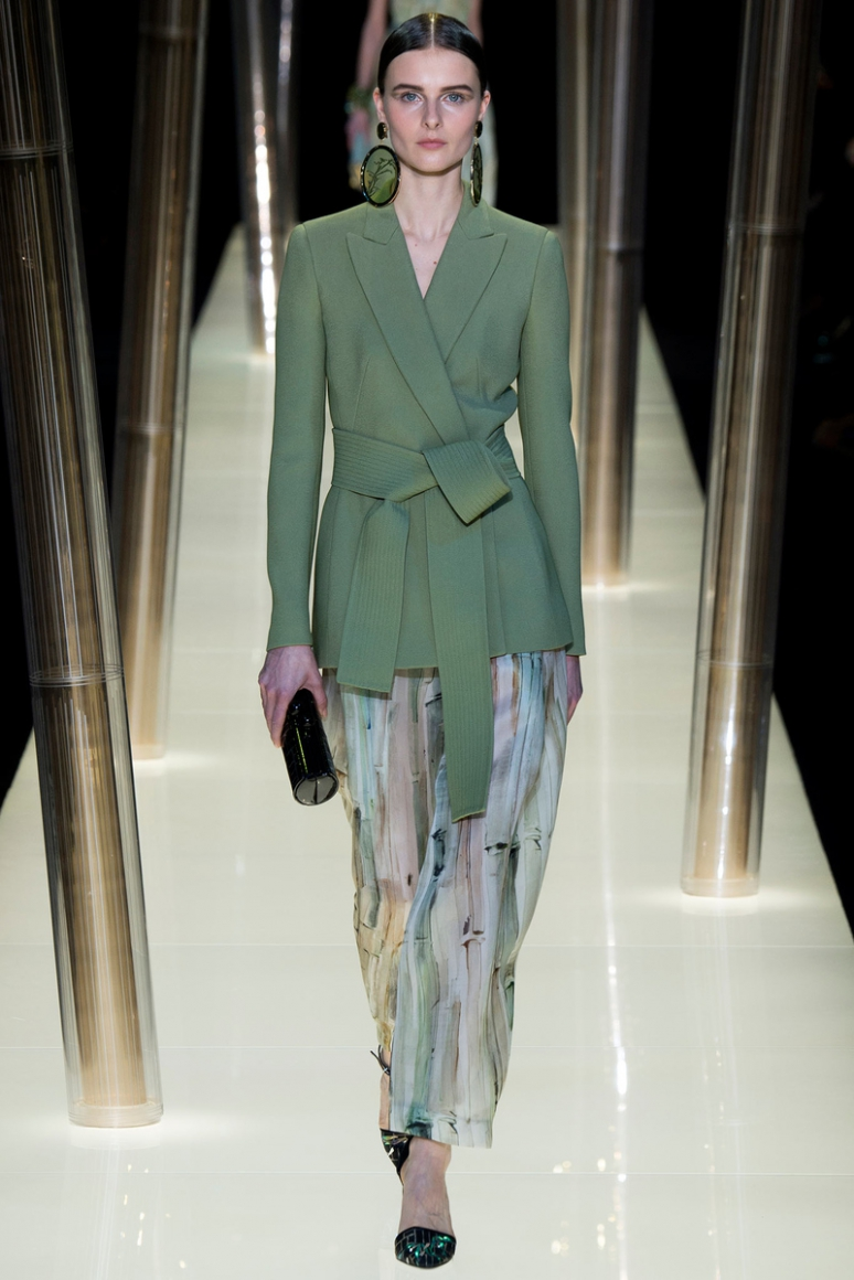 Armani Priv? Couture весна-лето 2015 #54