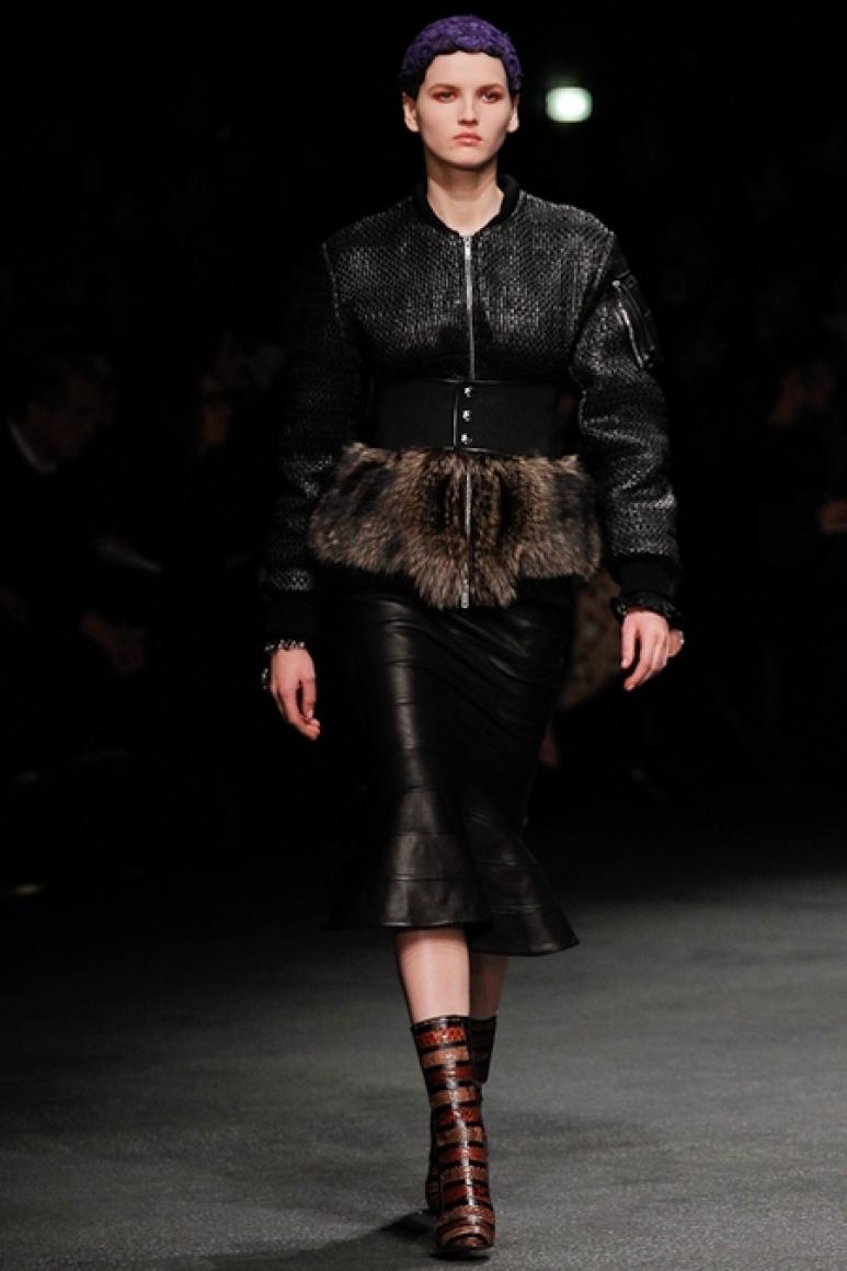 Givenchy осень-зима 2013/2014 #11
