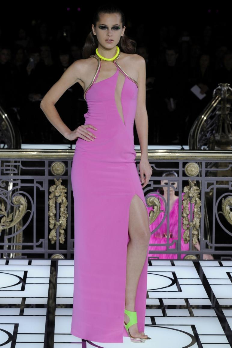 Atelier Versace Couture весна-лето 2013 #17