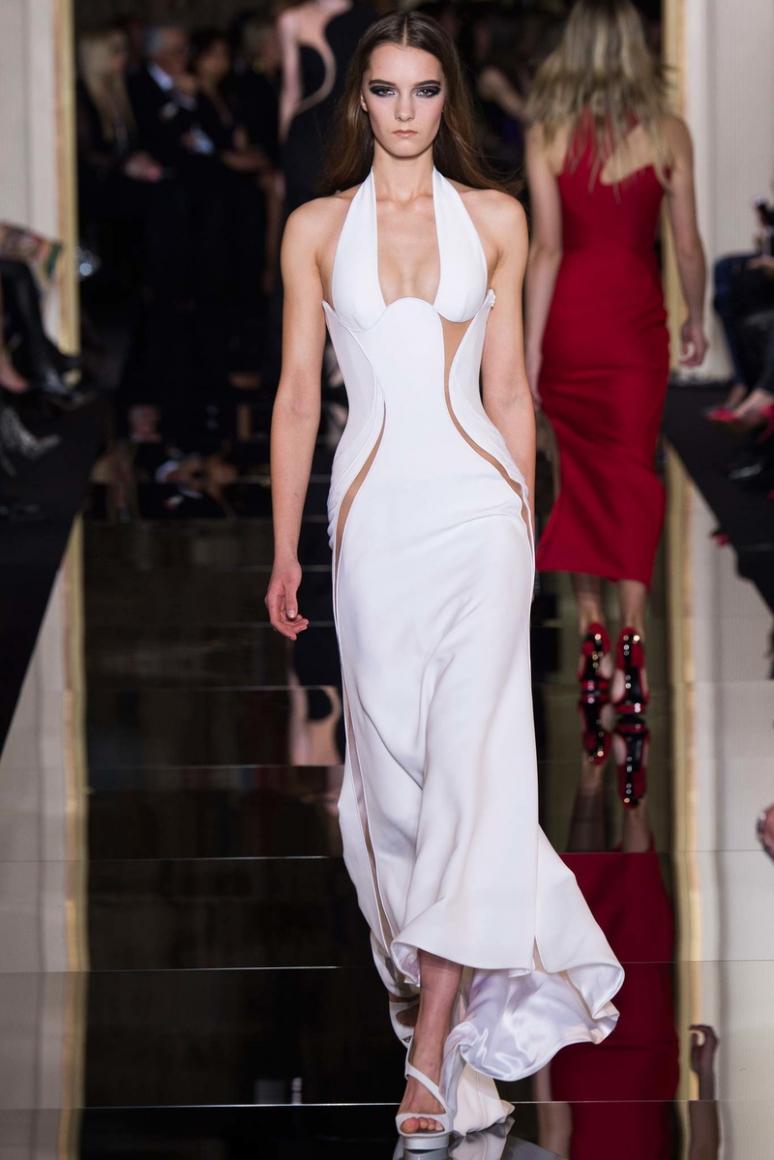 Atelier Versace Couture весна-лето 2015 #38