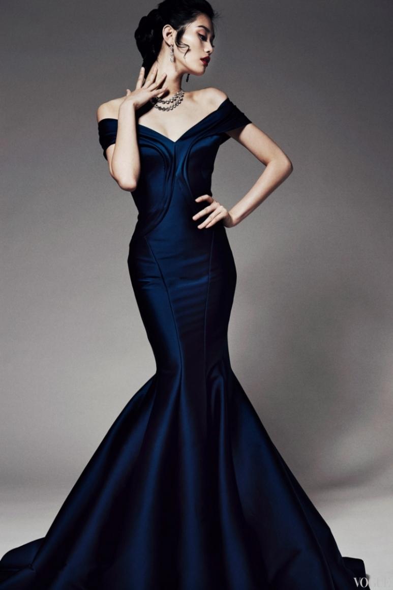 Zac Posen Couture весна-лето 2013 #6