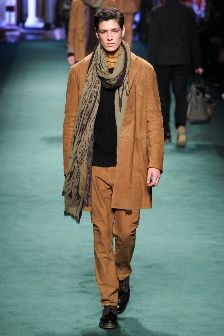 Etro Menswear осень-зима 2015/2016 #36
