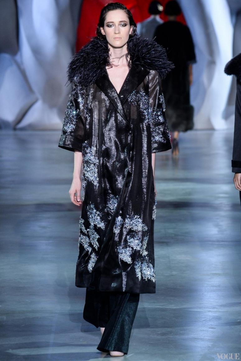 Ulyana Sergeenko Couture осень-зима 2014/2015 #23