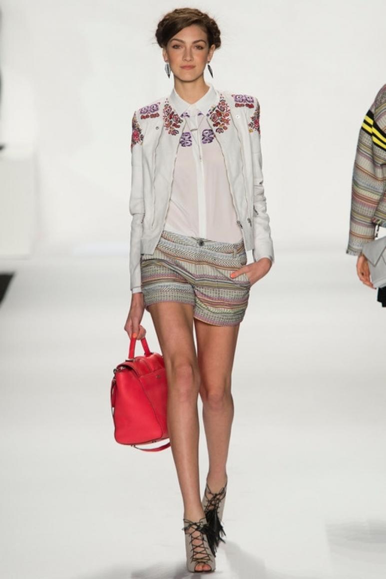 Rebecca Minkoff весна-лето 2014 #21
