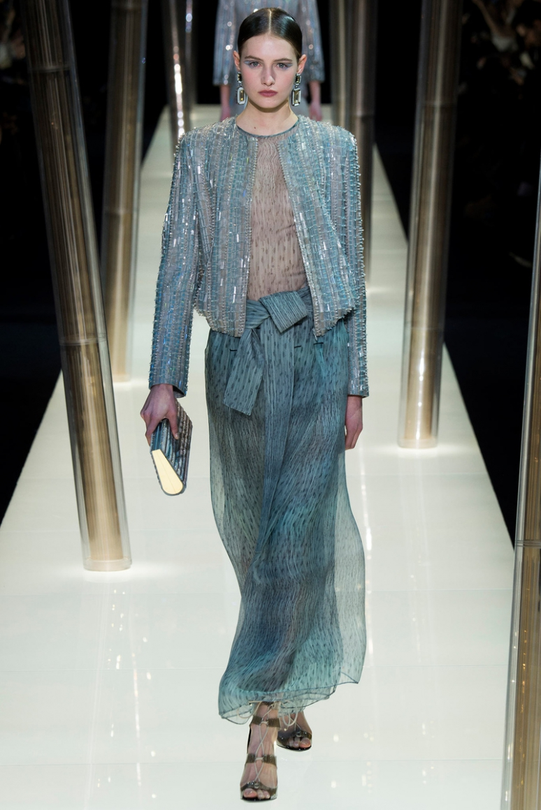 Armani Priv? Couture весна-лето 2015 #39