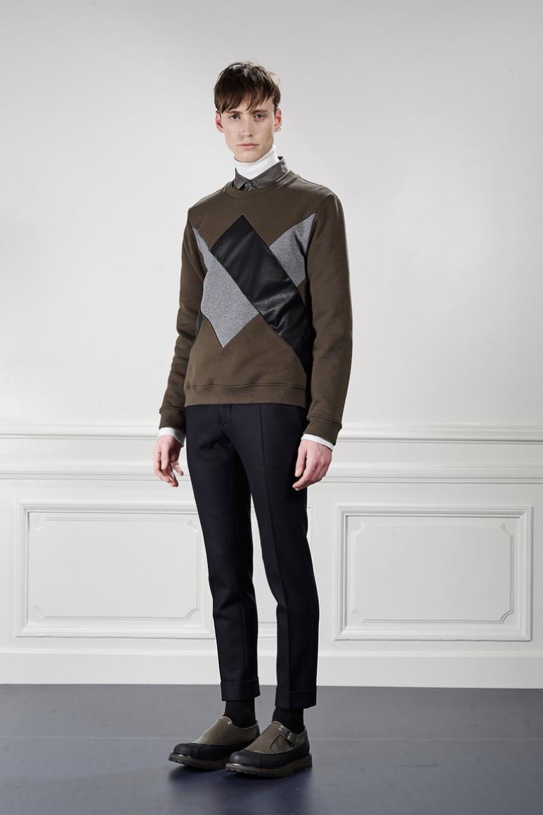 Viktor & Rolf Menswear осень-зима 2015/2016 #12