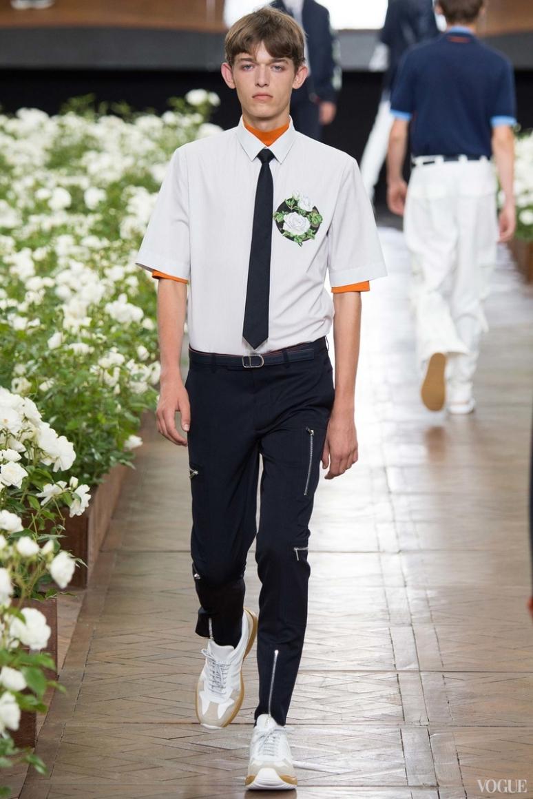 Dior Homme Menswear весна-лето 2016 #5
