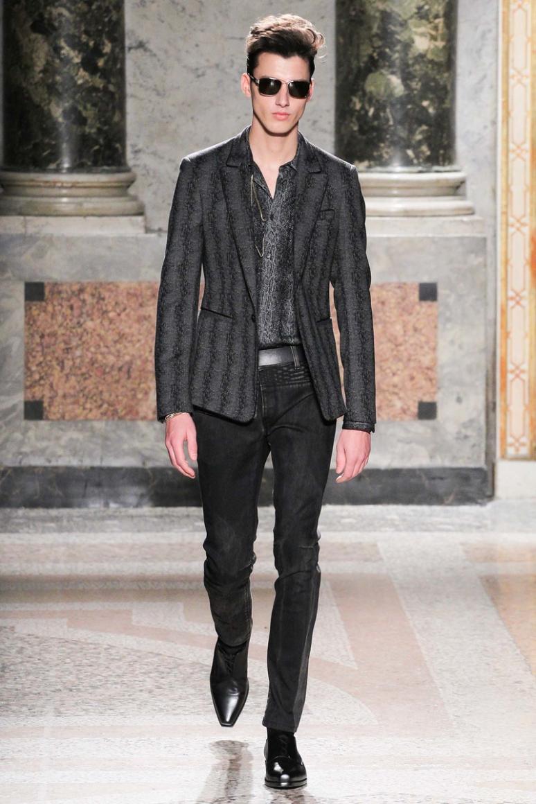 Roberto Cavalli Menswear осень-зима 2015/2016 #22