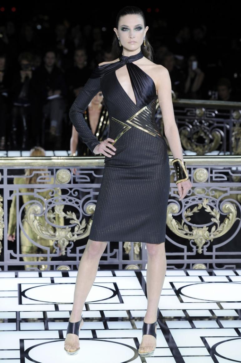 Atelier Versace Couture весна-лето 2013 #5