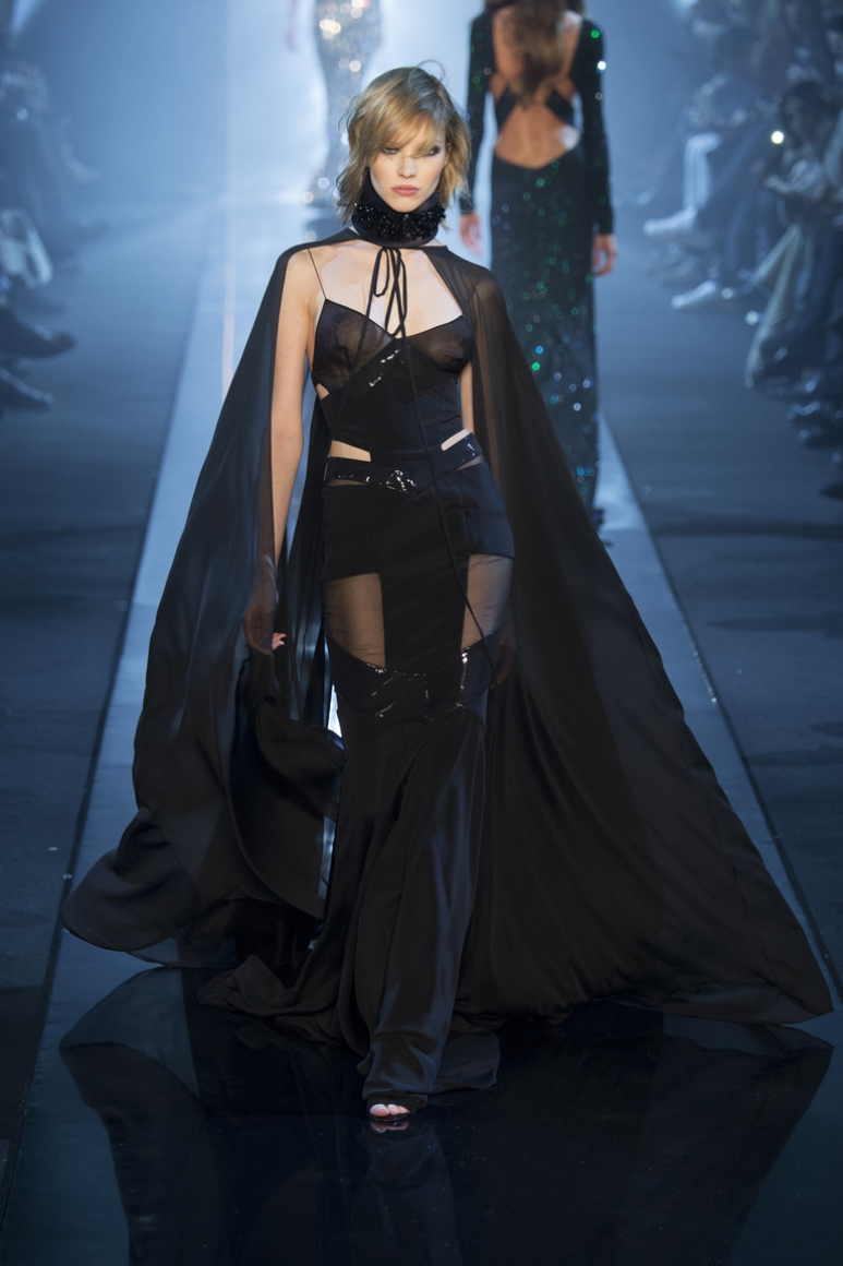 Alexandre Vauthier Couture весна-лето 2015 #8