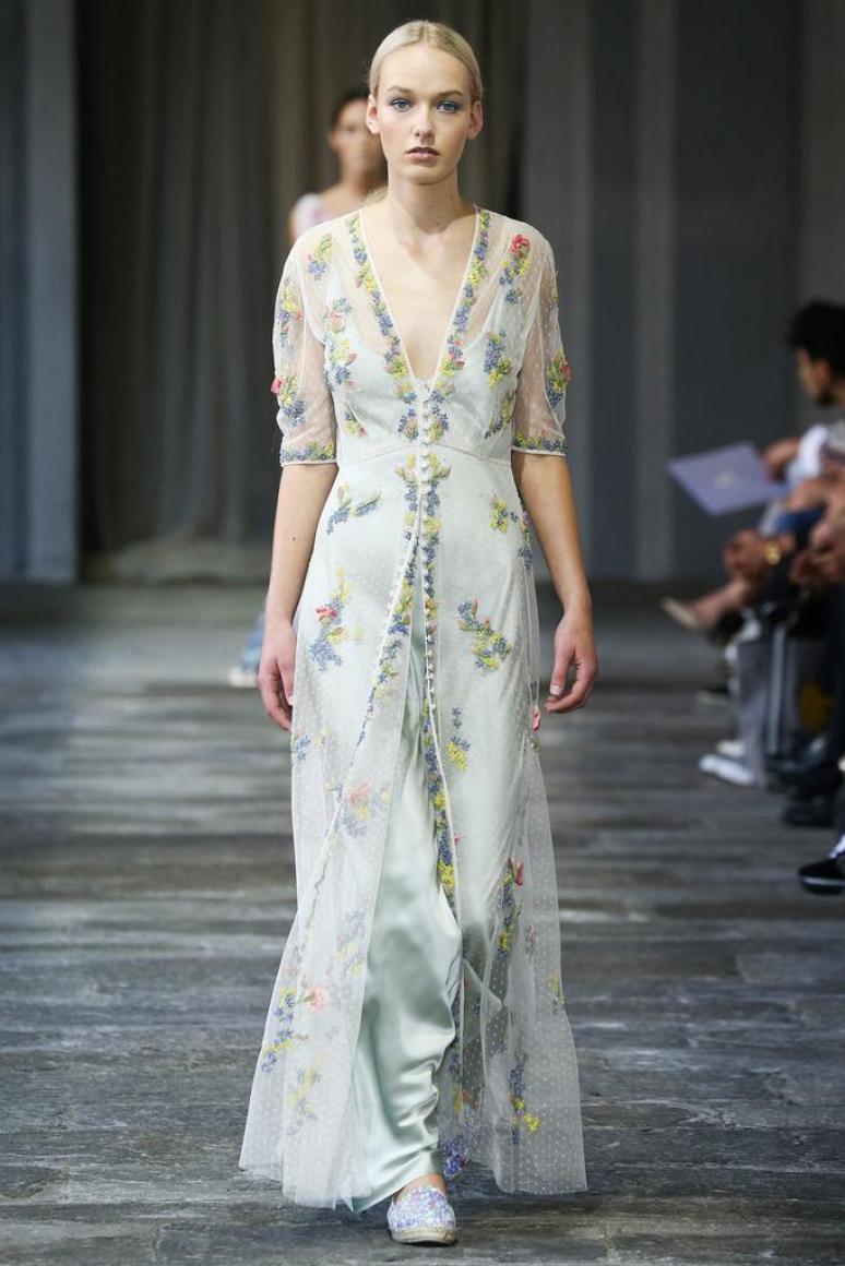 Luisa Beccaria весна-лето 2015 #36