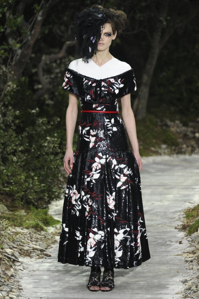 Chanel Couture весна-лето 2013 #41