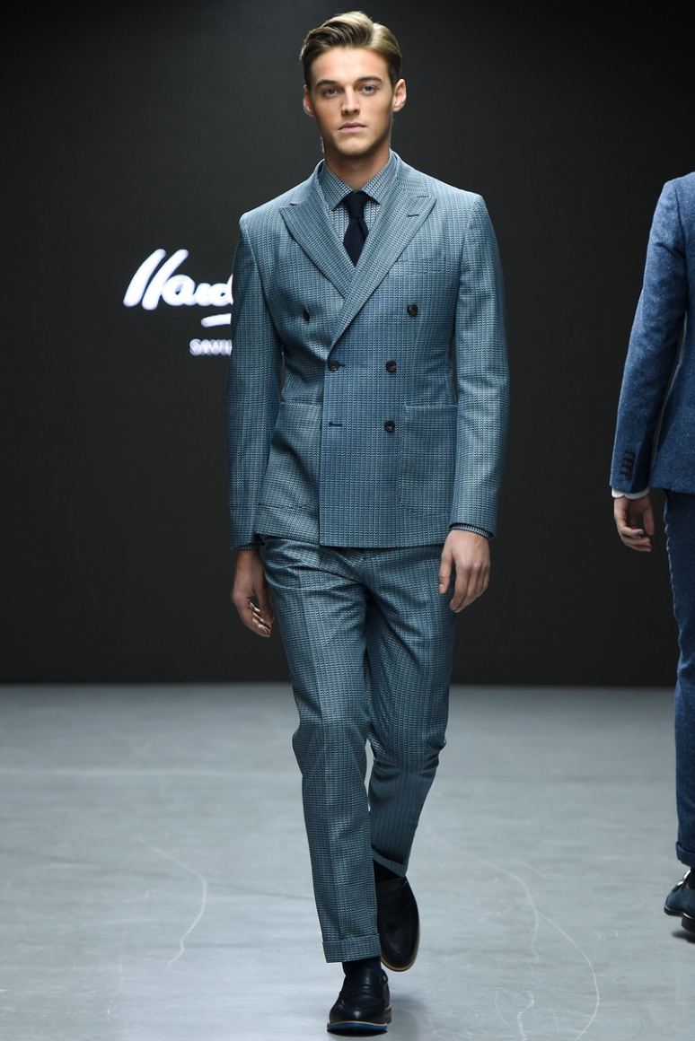 Hardy Amies Menswear осень-зима 2015/2016 #29