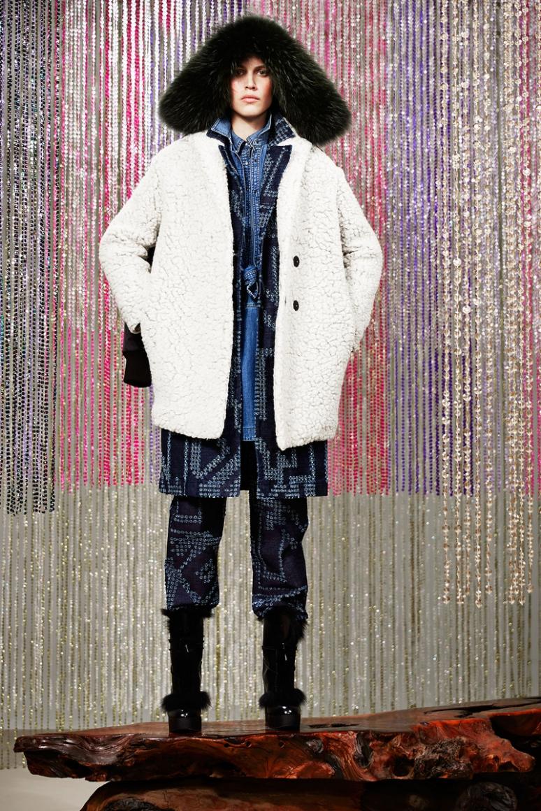 Kenzo Pre-Fall 2015 #20