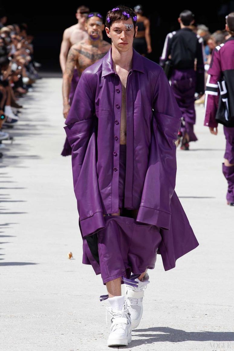 Hood by Air Menswear весна-лето 2016 #3