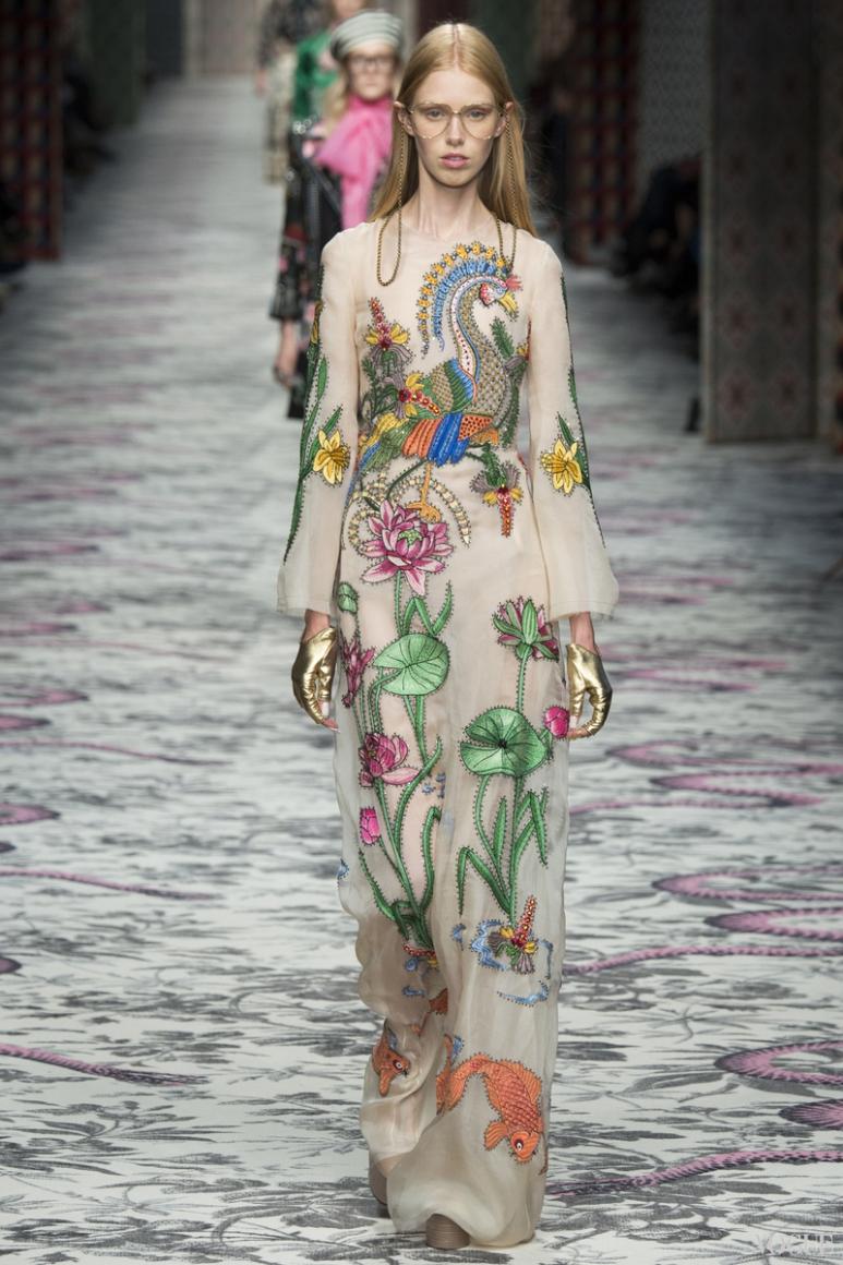 Gucci весна-лето 2016 #24