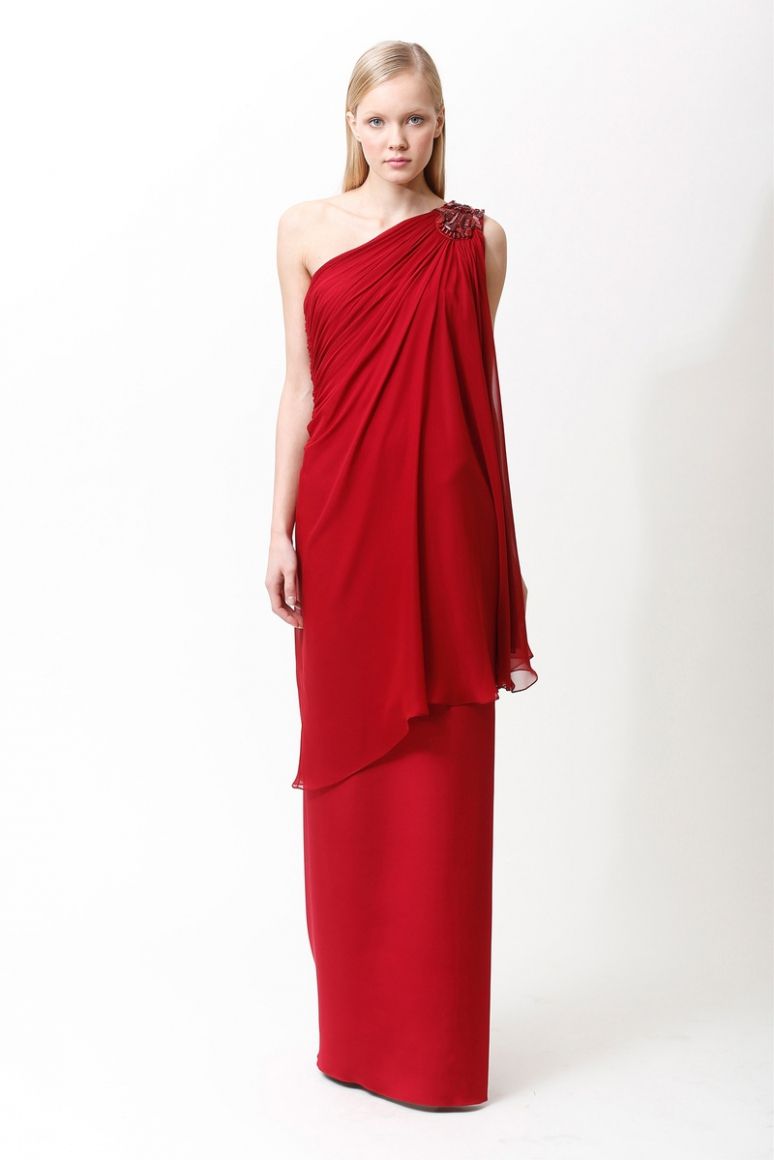 Badgley Mischka Pre-Fall 2013 #14