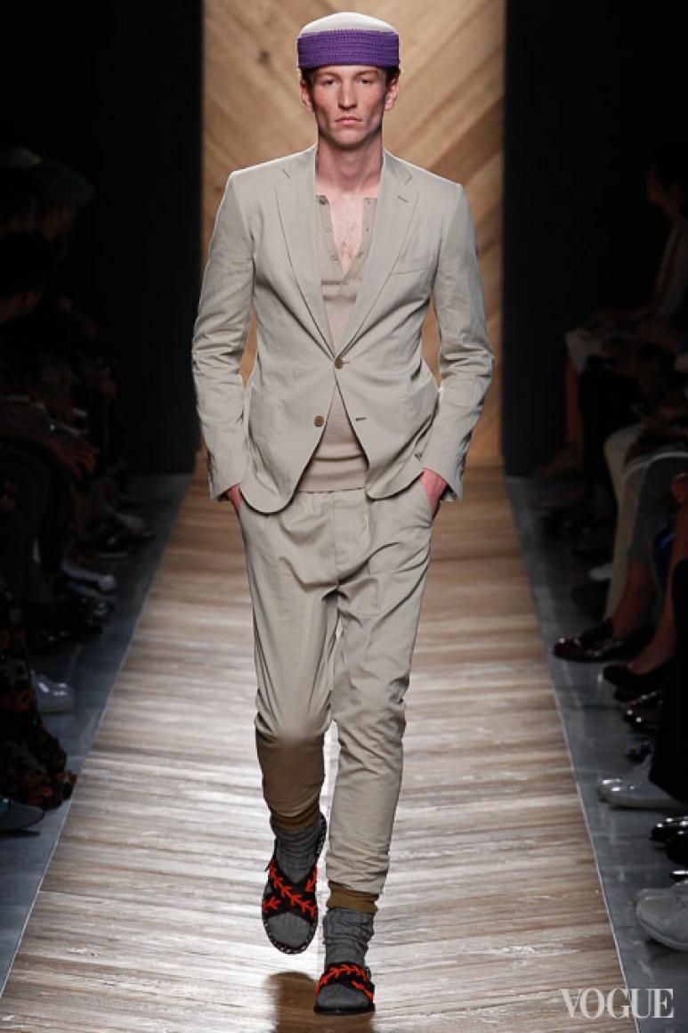 Bottega Veneta Menswear весна-лето 2016 #40
