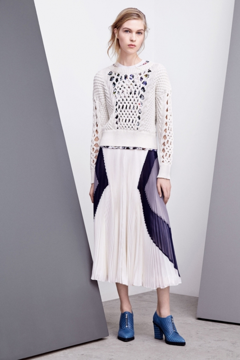 Rebecca Taylor Couture весна-лето 2013 #15