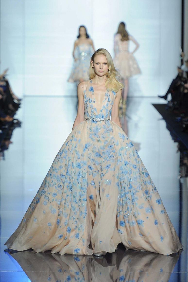Zuhair Murad Couture весна-лето 2015 #25