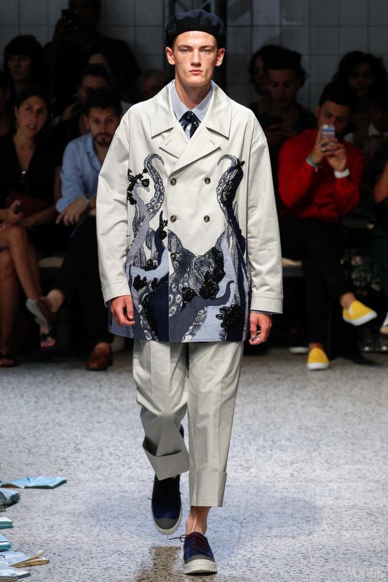 Antonio Marras Menswear весна-лето 2016 #49