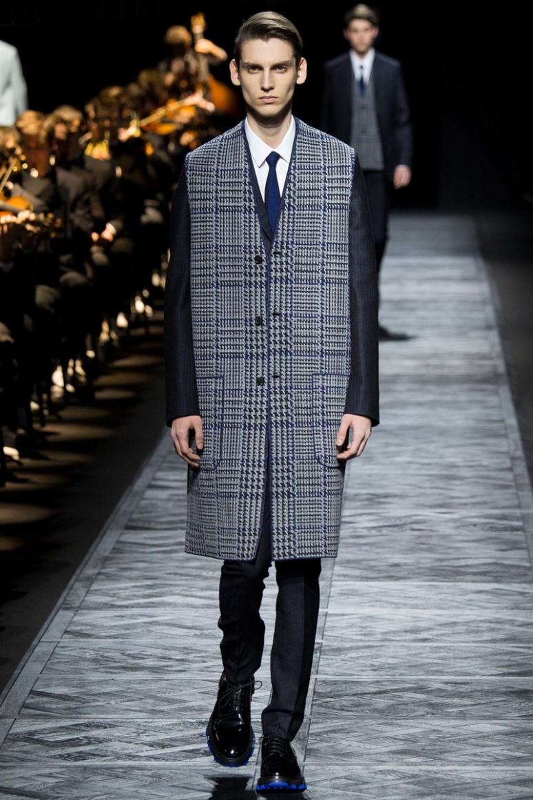 Dior Homme Menswear осень-зима 2015/2016 #20