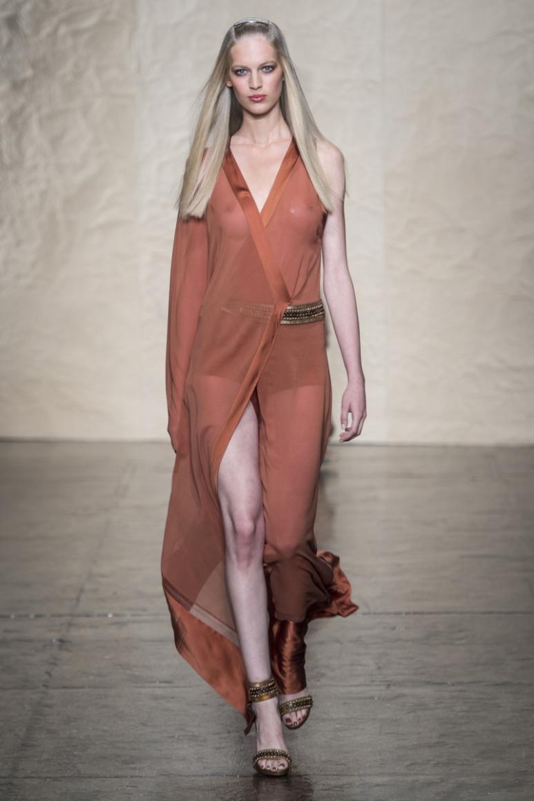 Donna Karan весна-лето 2014 #5