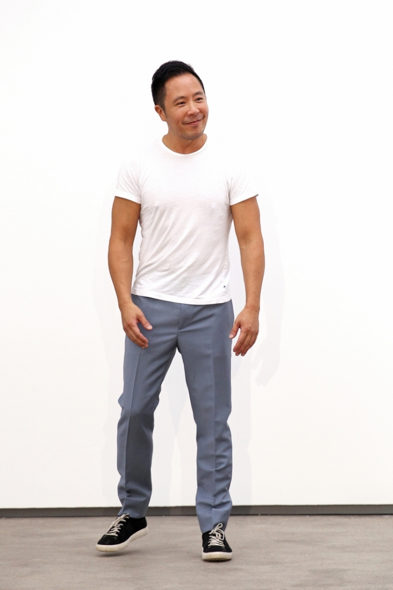 Derek Lam весна-лето 2014 #1