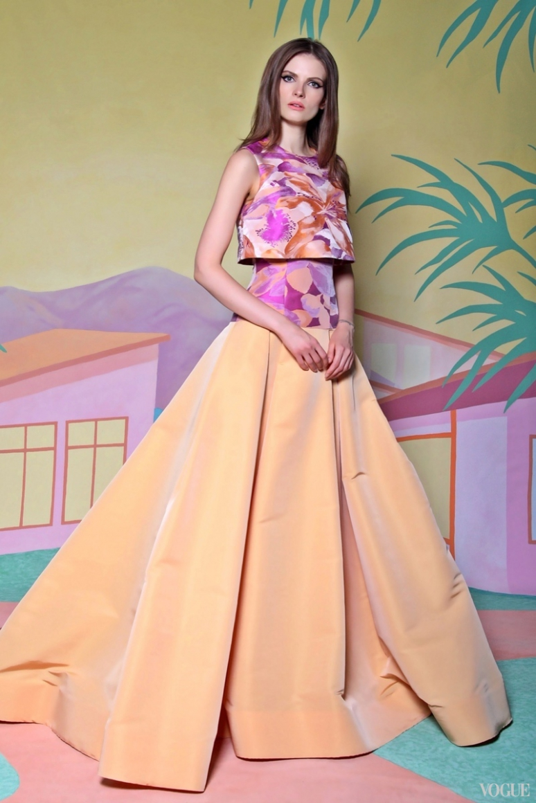 Christian Siriano Resort 2016 #31