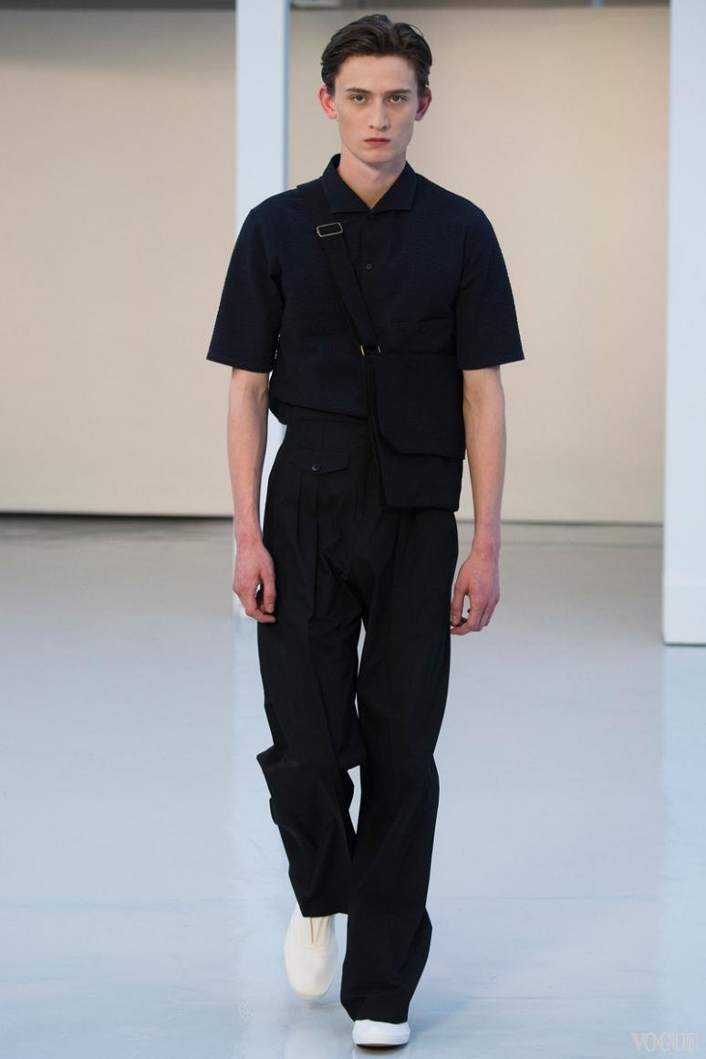 Lemaire Menswear весна-лето 2016 #4