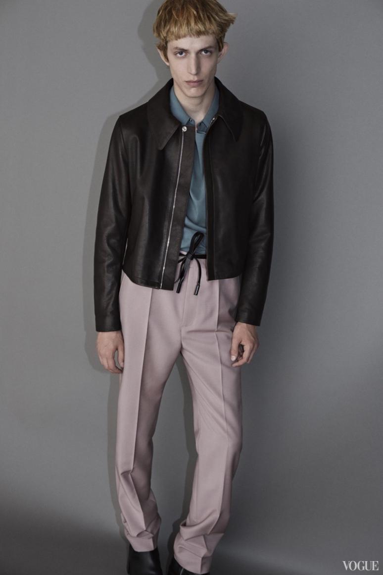 Acne Menswear весна-лето 2016 #15