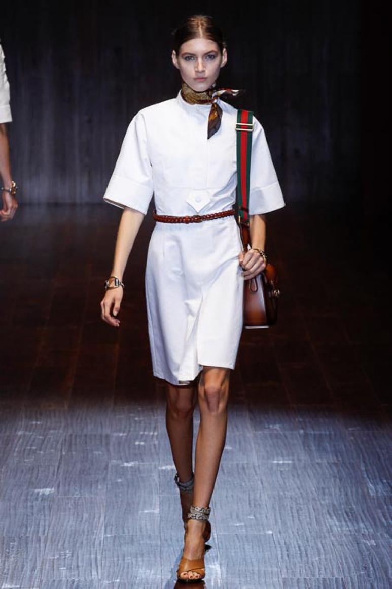 Gucci весна-лето 2015 #42
