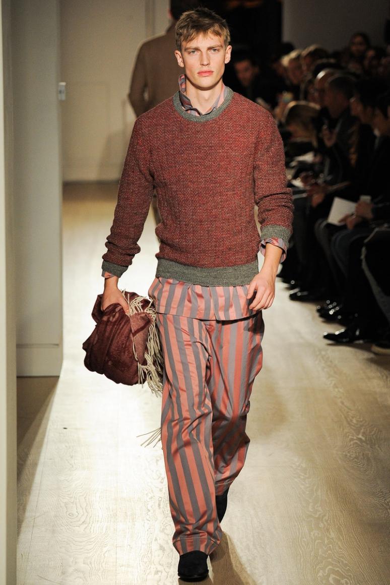 Dunhill Menswear осень-зима 2015/2016 #8