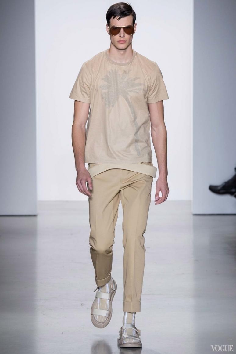 Calvin Klein Menswear весна-лето 2016 #20