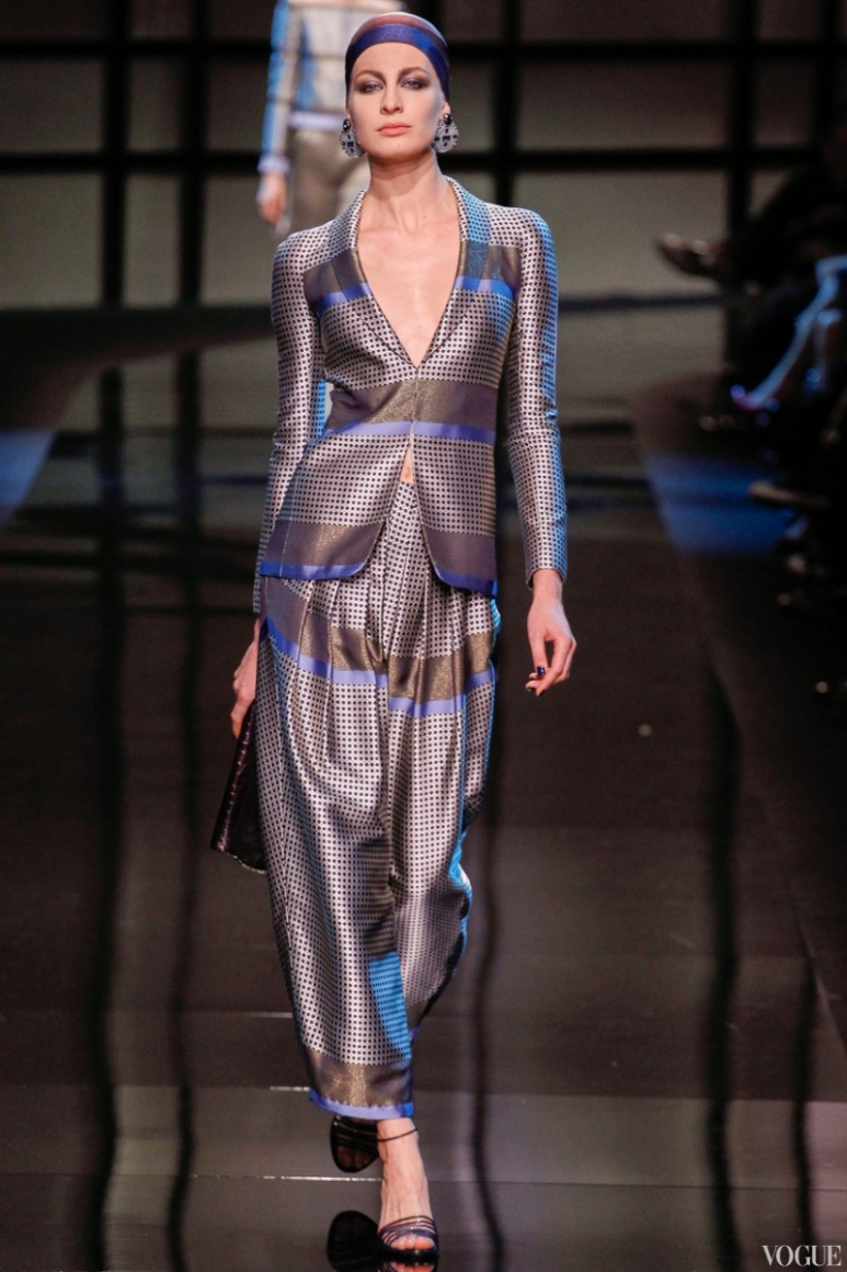 Armani Priv? Couture весна-лето 2014 #43