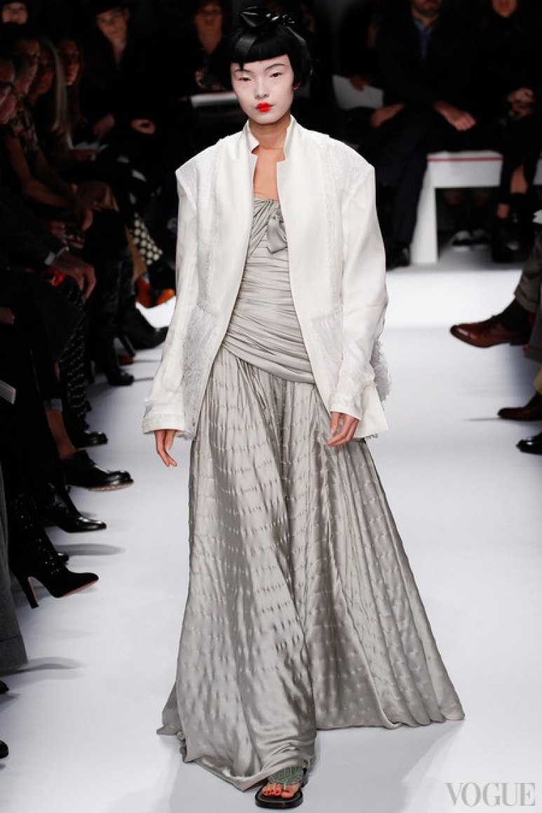 Schiaparelli Couture весна-лето 2014 #9