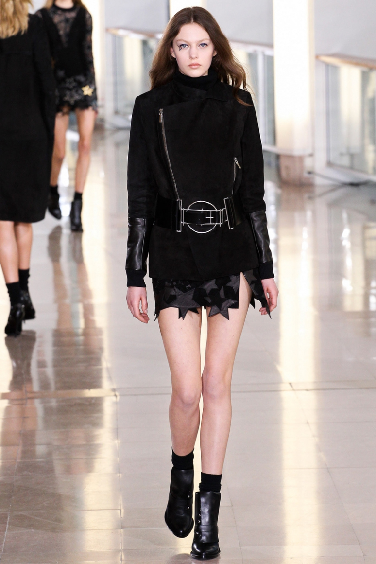 Anthony Vaccarello осень-зима 2015/2016 #22