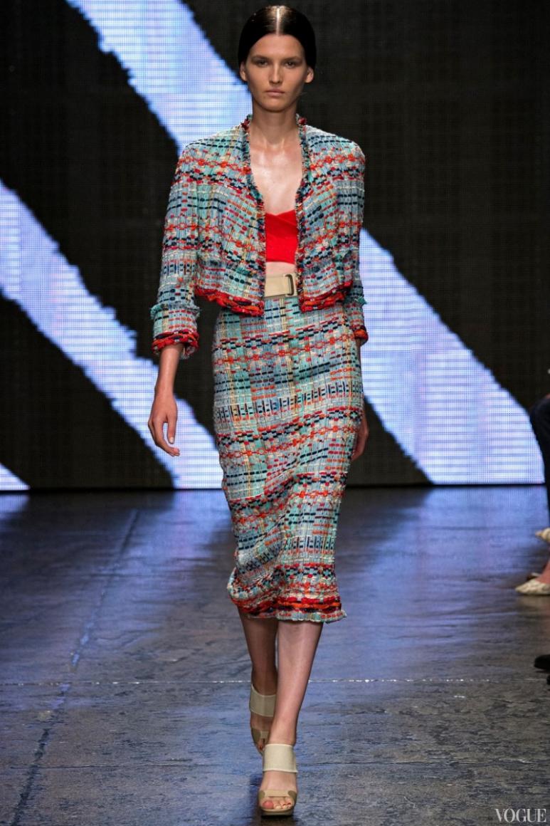 Donna Karan весна-лето 2015 #34