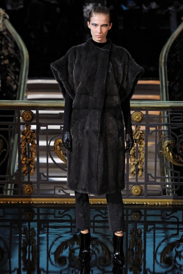 John Galliano осень-зима 2013/2014 #24