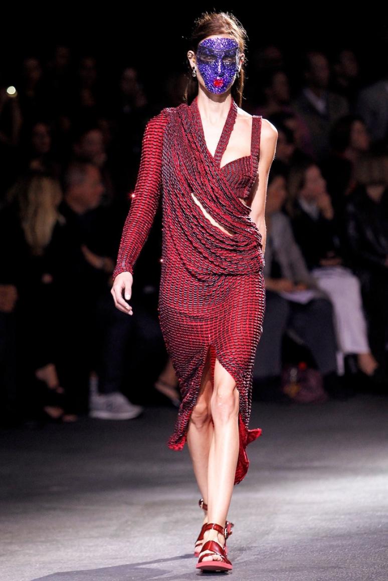 Givenchy весна-лето 2014 #47