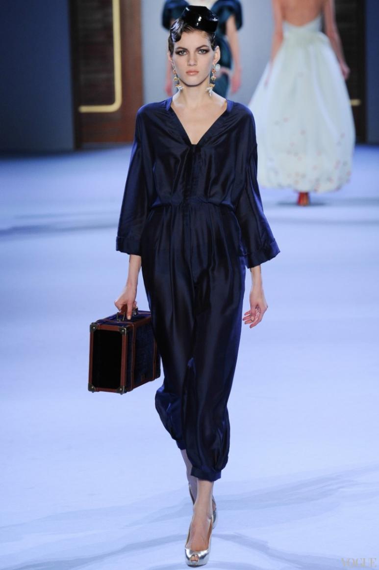 Ulyana Sergeenko Couture весна-лето 2014 #33