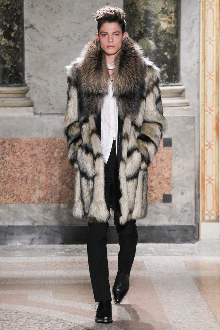 Roberto Cavalli Menswear осень-зима 2015/2016 #9