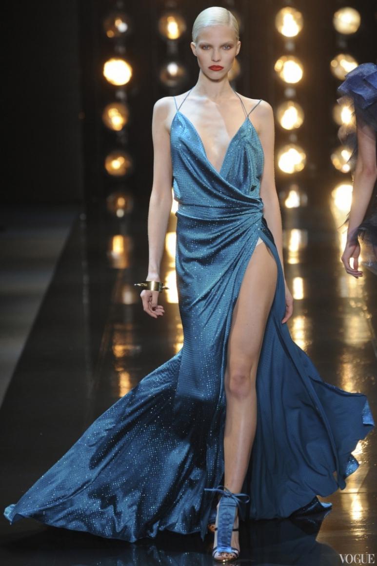 Alexandre Vauthier Couture весна-лето 2014 #6